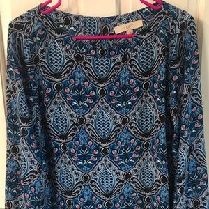 Ann Taylor LOFT women's blouse, size medium